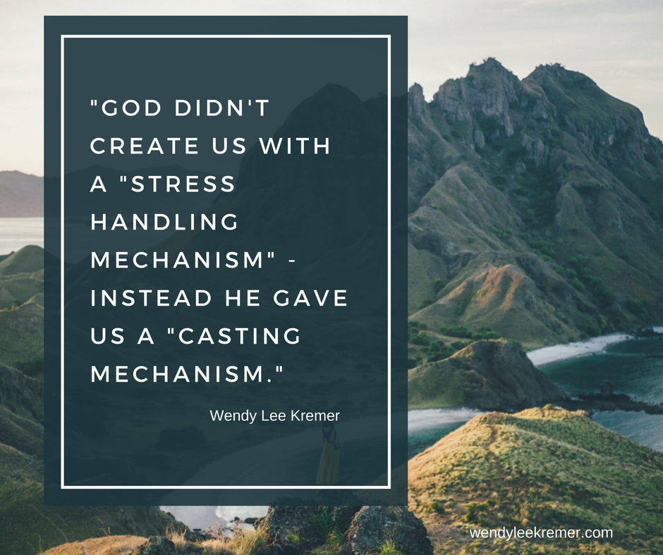 "Did God Forget to Include the ""Stress Handling Mechanism"" in Our Body?"