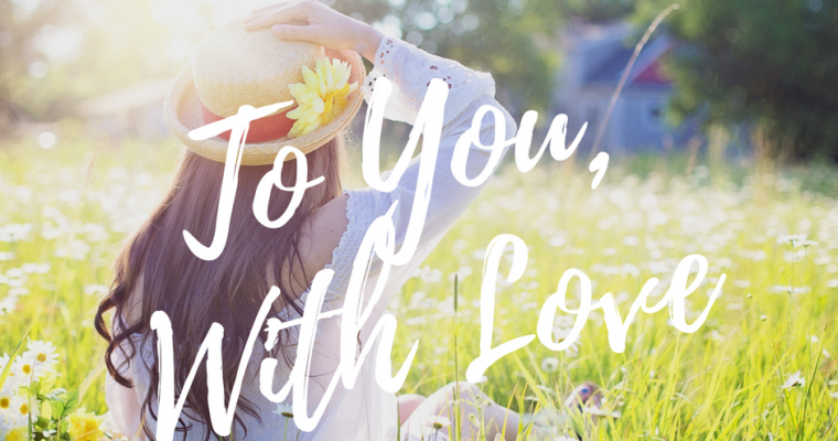 Your Heavenly Father's Love Letter to You Personally